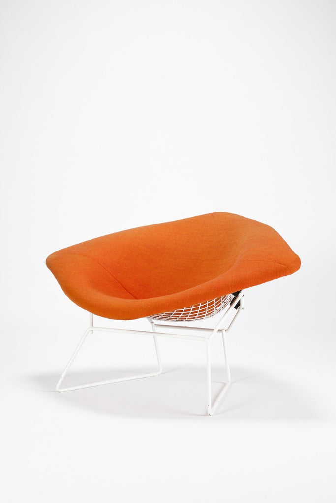 Breiter Diamond Chair Bertoia von Harry Bertoia