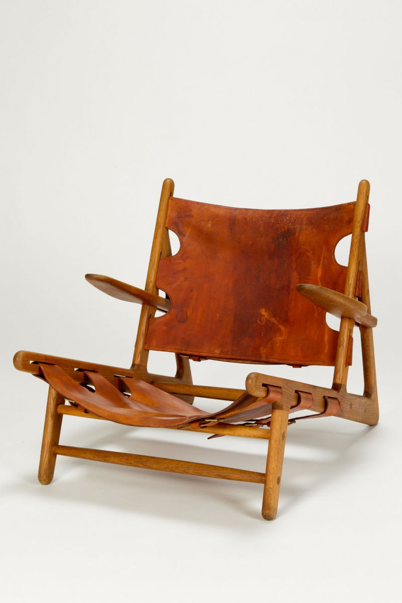 Hunting Chair von Borge Mogensen
