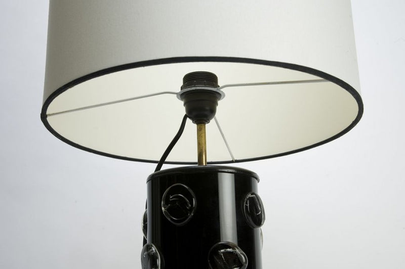 Toso Stil Lampe von unknown