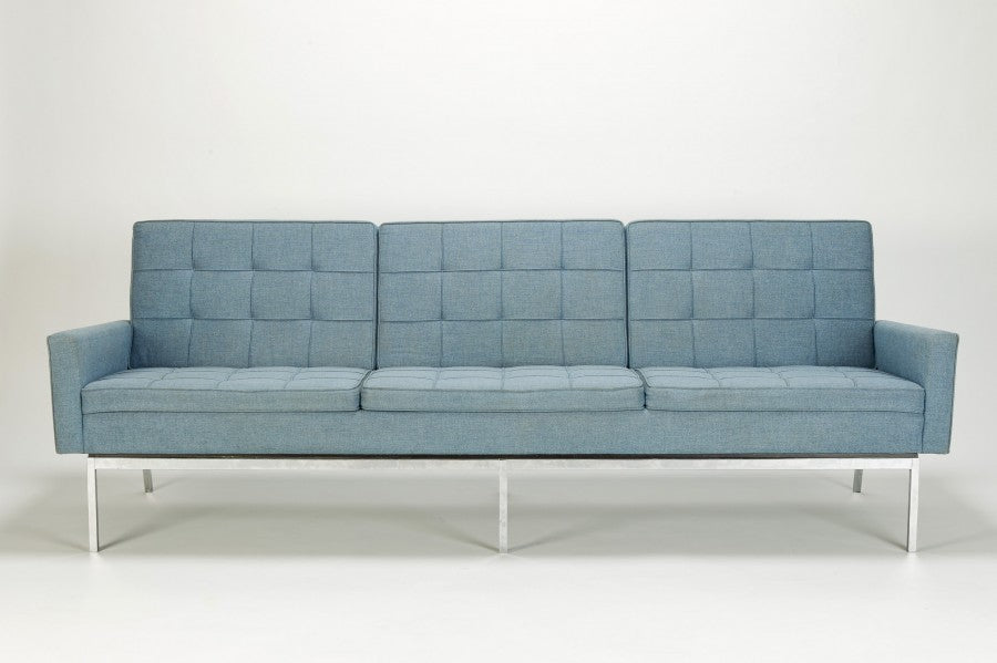 Florence Knoll Sofa Model 67A von Florence Knoll