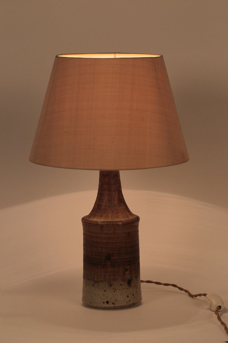Rheinfelden ceramic lamp factory design 70s