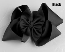 Load image into Gallery viewer, Busby Girls  Hair Bow (6 inches)