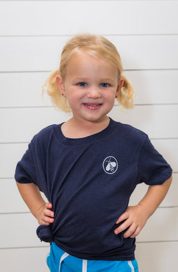 Buzz World Logo (Kids Navy Crew)