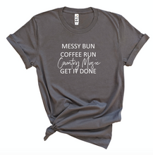 Load image into Gallery viewer, Coffee & Country Music (Unisex Crew)