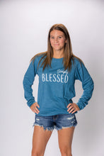 Load image into Gallery viewer, Simply Blessed (Unisex Long Sleeve)
