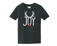 Load image into Gallery viewer, Rudolph Joy Tee  (Toddler / Youth)