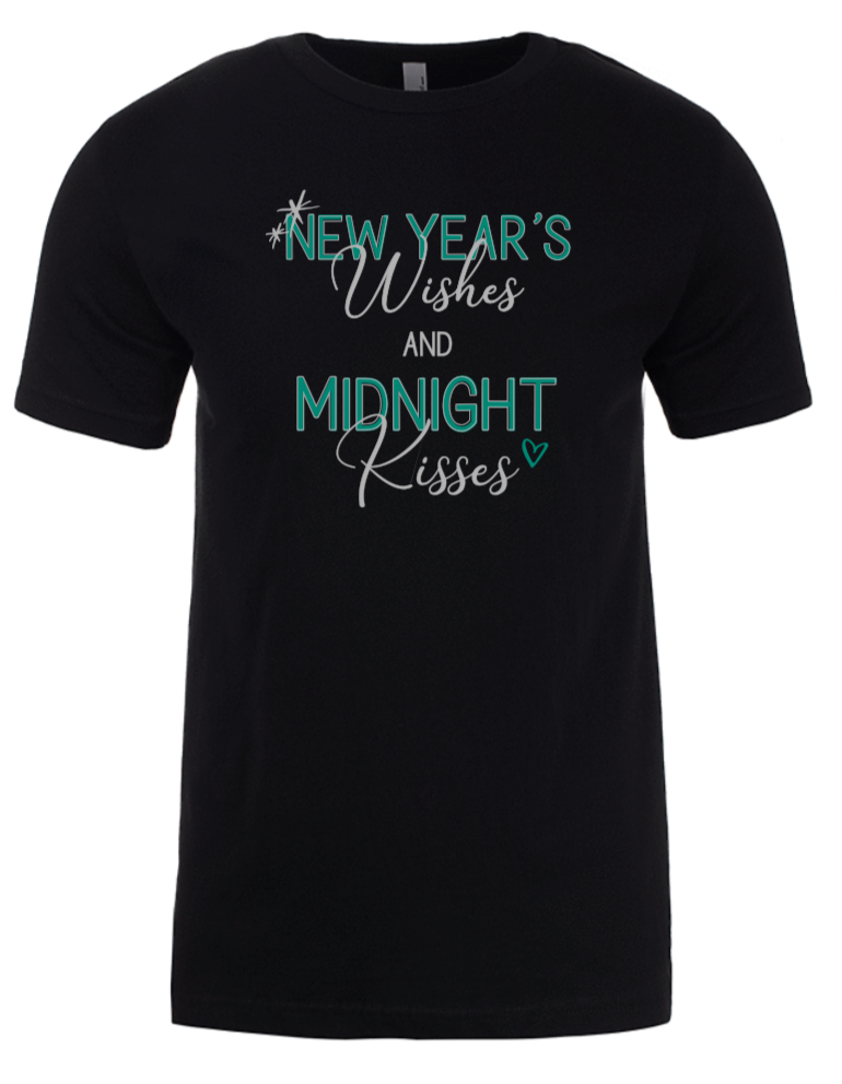 New Years Wishes (unisex crew)
