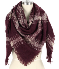 Load image into Gallery viewer, Blanket Scarf