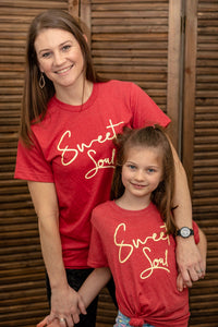 Mommie & Me - Matching Sweet Soul tees