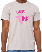 Load image into Gallery viewer, Think Pink (Unisex Crew)
