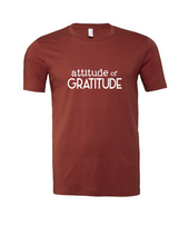 Load image into Gallery viewer, Attitude of Gratitude (Unisex Crew)