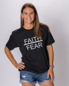 Faith Over Fear (Unisex Crew)