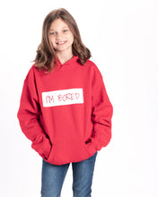 Load image into Gallery viewer, I'm Bored (Kids Hoodie) - Blayke