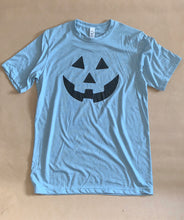 Load image into Gallery viewer, Jack-o-lantern Pumpkin Face (Unisex Crew)