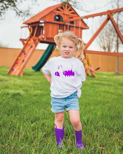 Riley NICU Tee - I Love Bugs