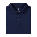 USA Solid Tech Jersey Polo