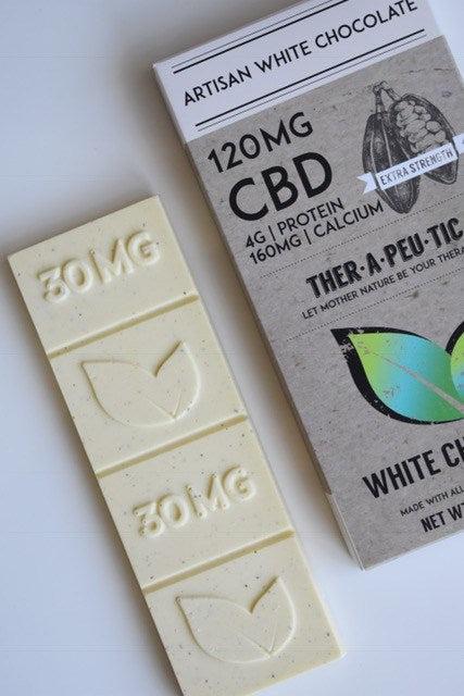 EXTRA STRENGTH WHITE CHOCOLATE 120mg