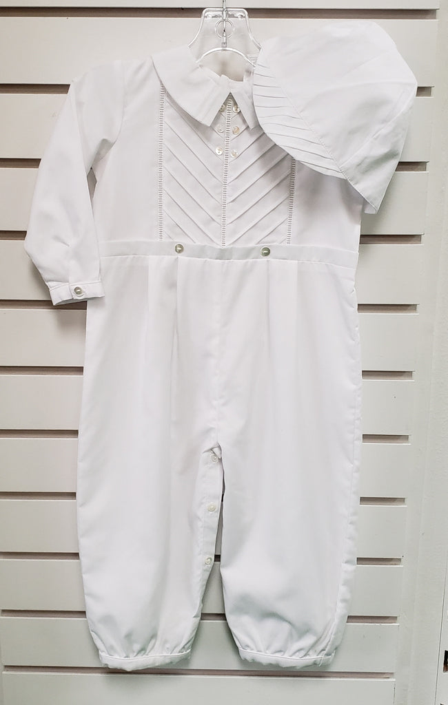 2 PIECE CHRISTENING OUTFIT