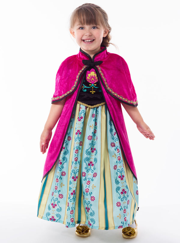 Scandinavian Princess Cloak