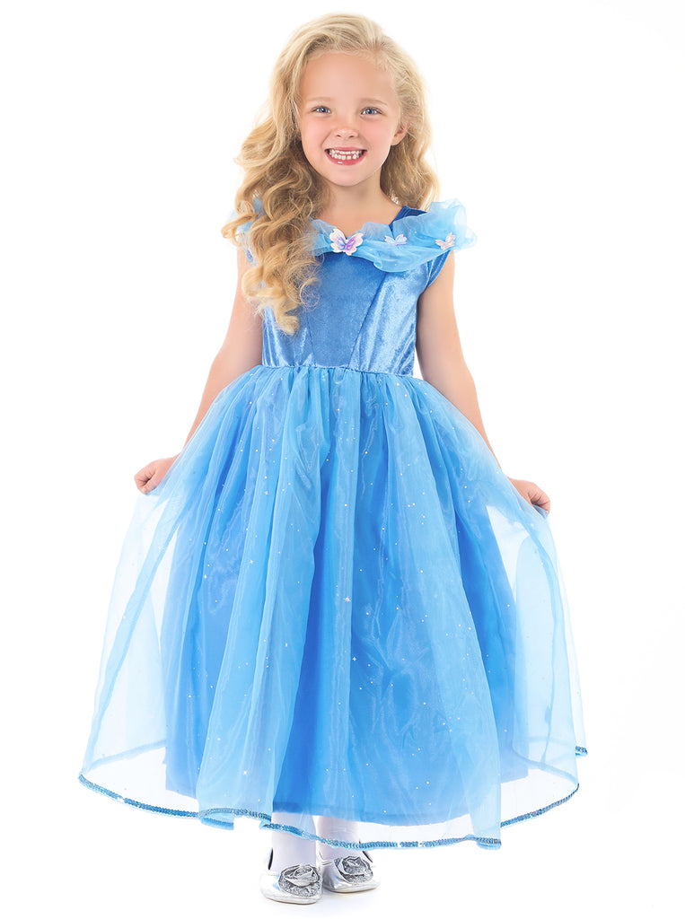 Deluxe Cinderella Butterfly Dress