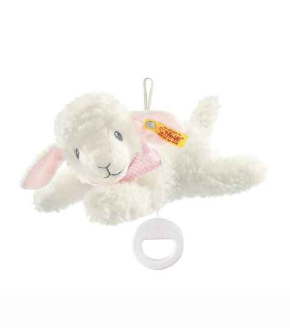 Sweet Dreams Music Box Lamb