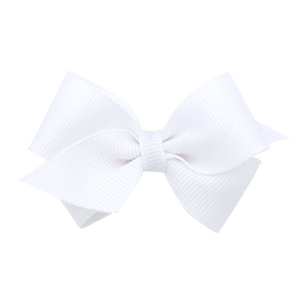 Med Grosgrain Bow (Click for colors)