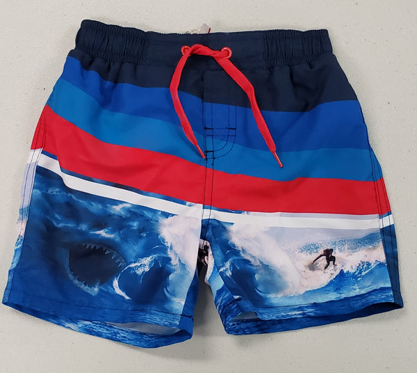 Boys Surfer Swim Trunks