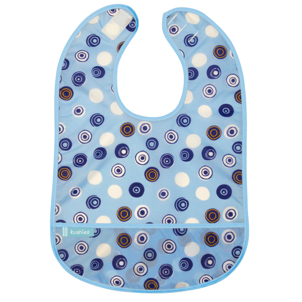 Crazy Circles Waterproof Bib