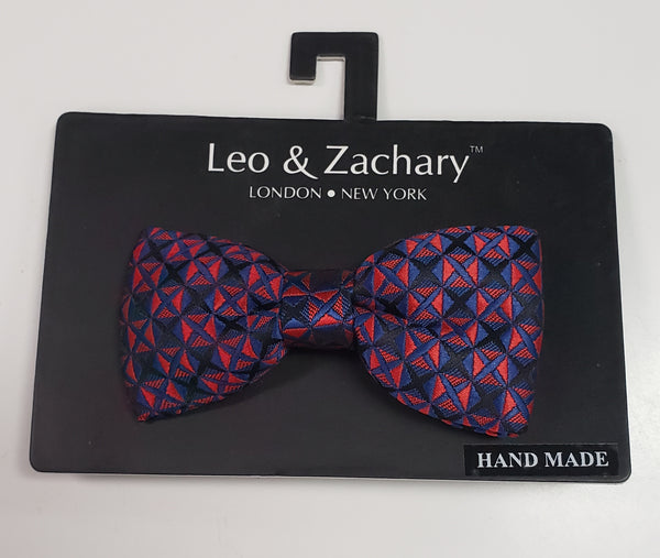 Boys Bow Tie Geometric