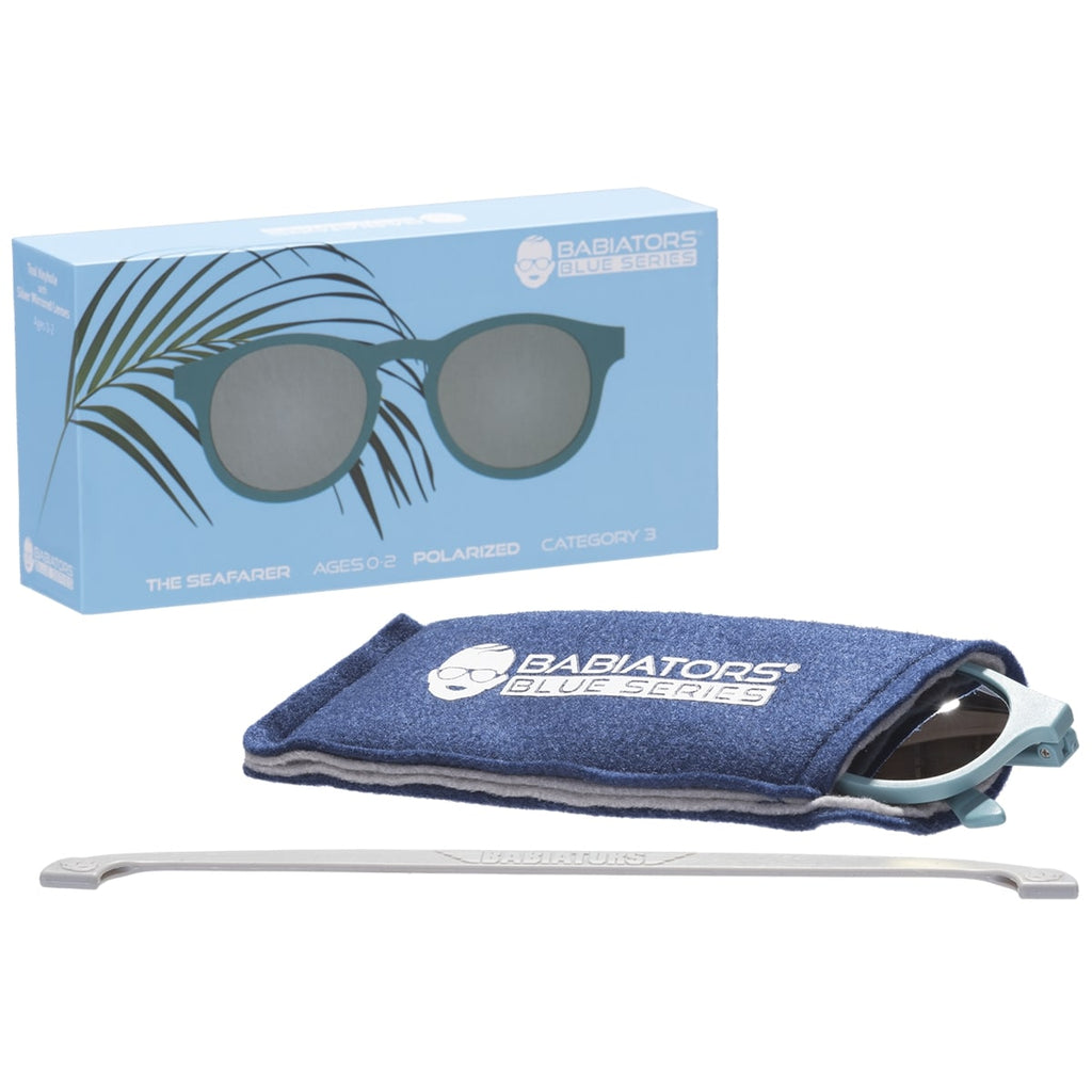 The Seafarer Polarized Sunglasses