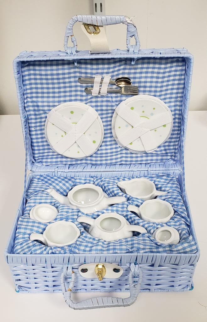 Hydrangea Flower Tea Set