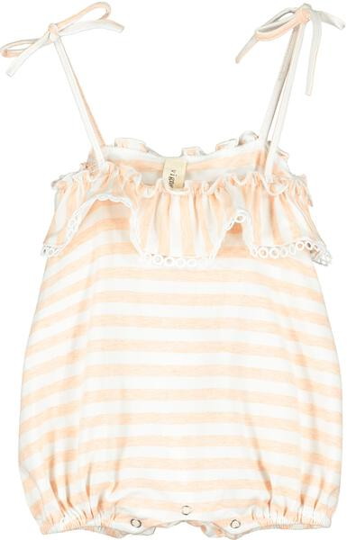 "Girls ""Kenzie"" Bubble Romper"