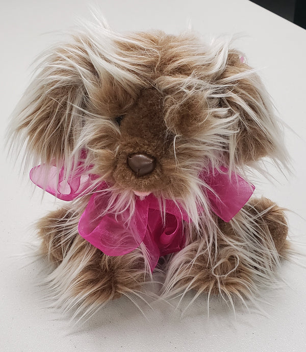 """Layla"" Stuffed Dog"