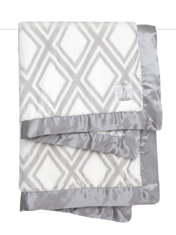 Luxe Diamond Blanket (Click for colors)