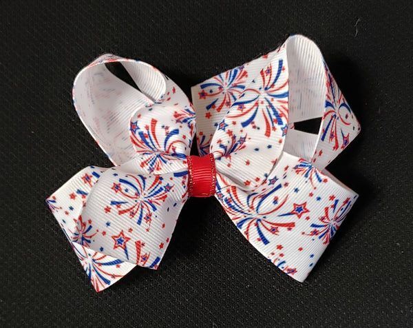 Patriotic Bows (Click for patterns)
