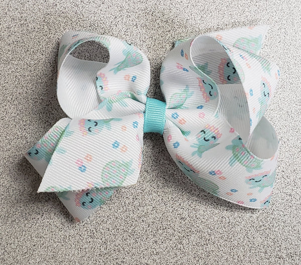 Sea Creature Bows (Click for patterns)