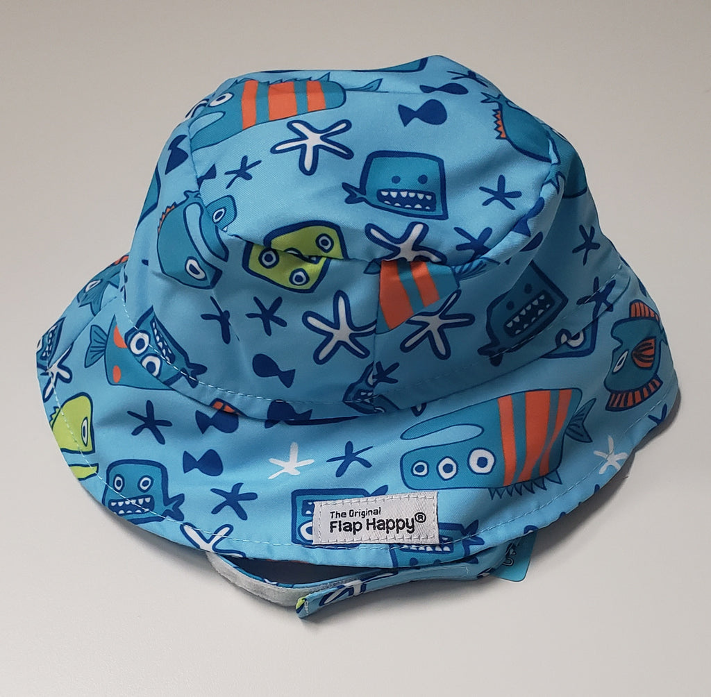 Boys Something's Fishy Bucket Hat