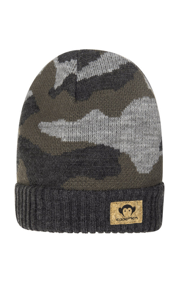 Boys Camo Boost Hat