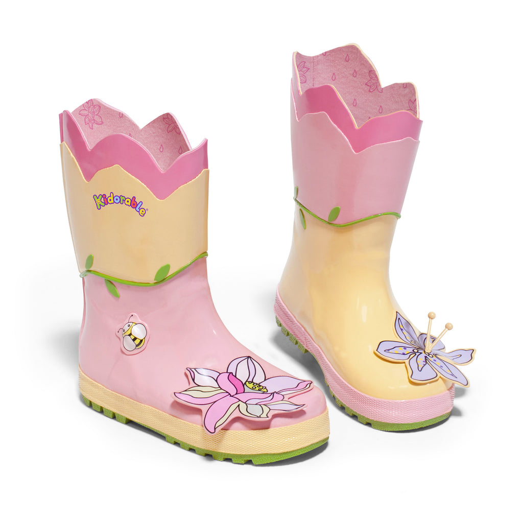 LOTUS BOOTS