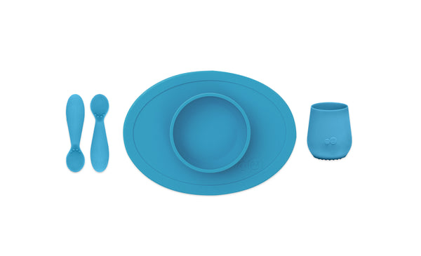 4PC FIRST FOODS SET (Click for colors)