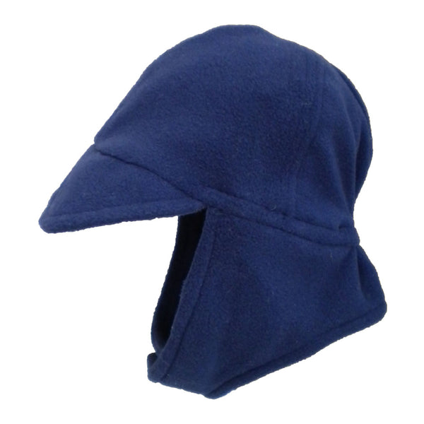 Boys Fleece Earflap Hat