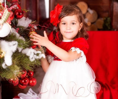 girls unique christmas dresses, toddler girl christmas clothes