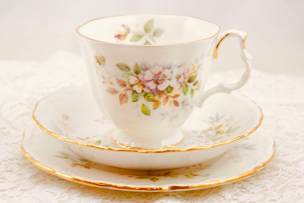 Royal Albert China Tea cup And saucer -  Haworth