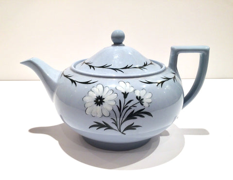 Wedgwood Aster Blue Teapot