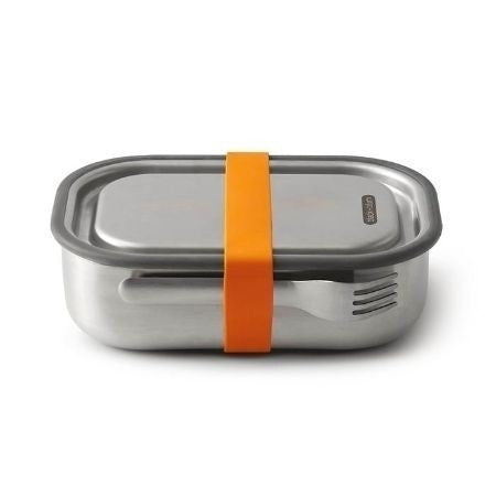 Stainless steel lunch box - Black & Blum