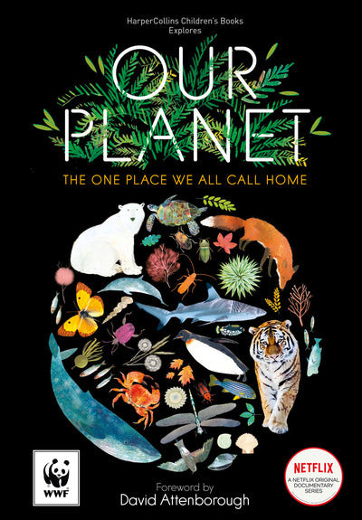 Our Planet Children's Book