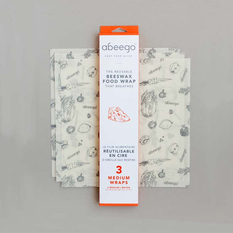 Abeego Food Wrap - Medium