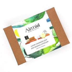 Airmid Cedarwood & Eucalyptus Soap & Lotion Set