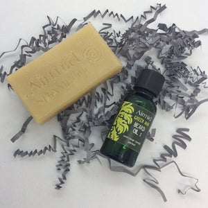 Green Man Beard Care