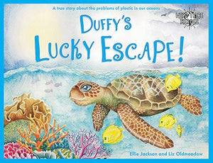 Duffy's Lucky Escape by Eleanor Jackson (Author), Liz Oldmeadow (Illustrator)